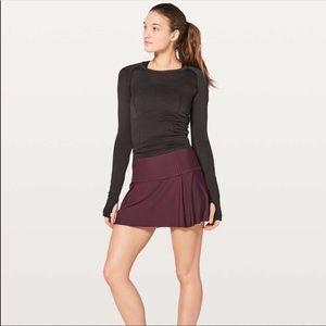 Lululemon tennis skirt 🍋🎾🍋